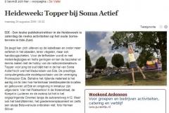 Heideweek-2009 gelderlander